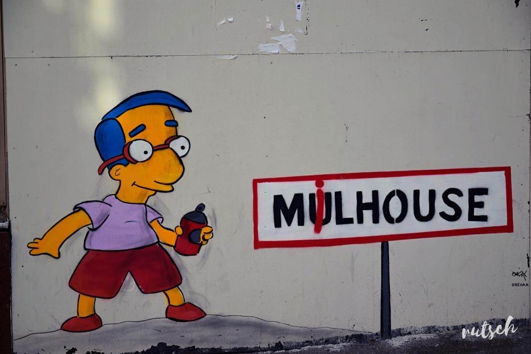 Mulhouse : des murs peints, au street art 10
