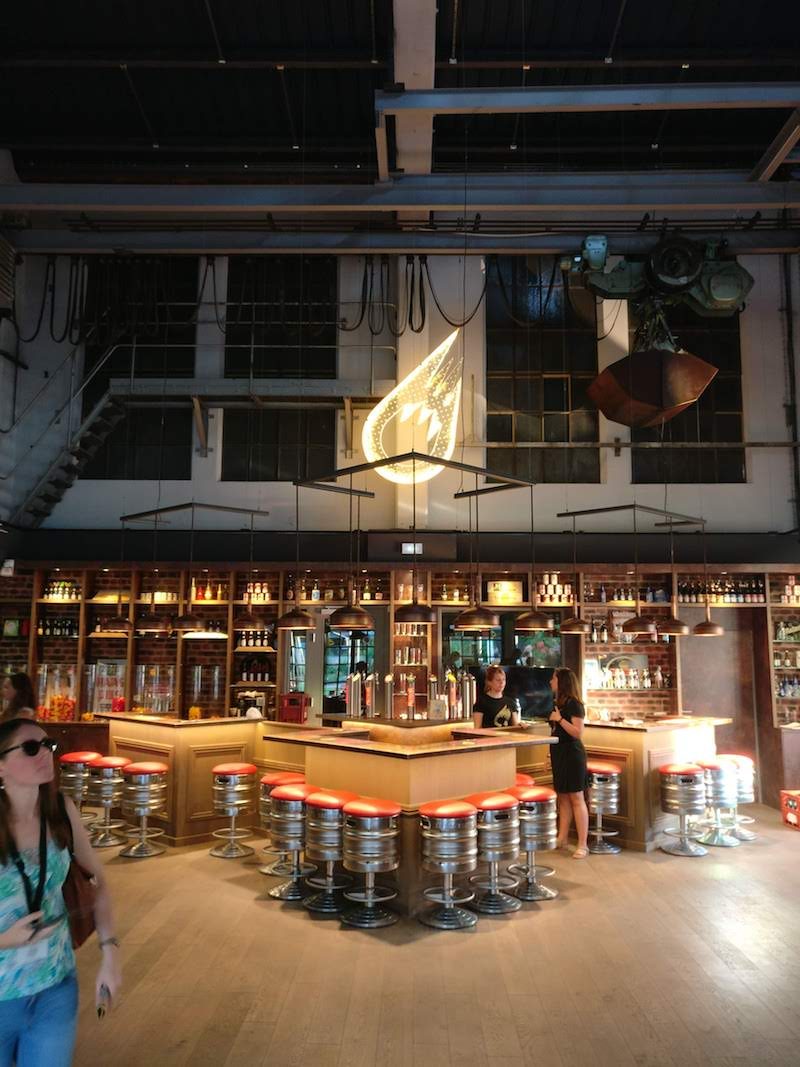 Bar de la Villa Météor