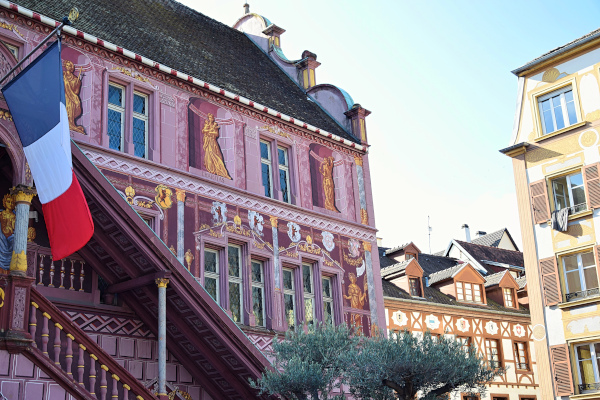 Mulhouse : des murs peints, au street art 7