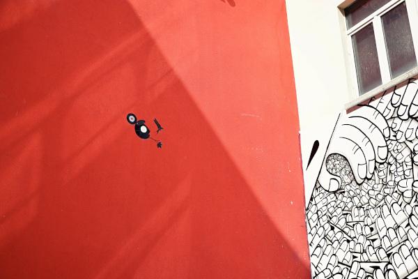 Mulhouse : des murs peints, au street art 15