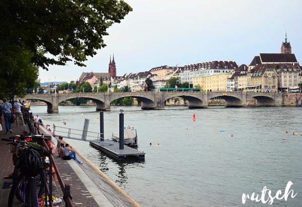 Rhin Basel