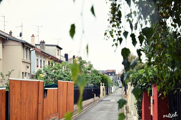 Cité ouvrière Mulhouse