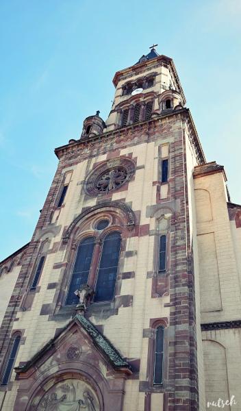 Eglise Saint-Joseph, Mulhouse