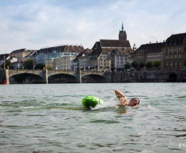 Se baigner dans le Rhin, en plein centre ville 18