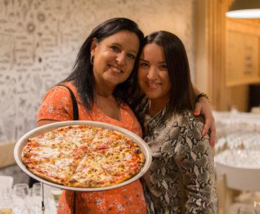 Les fans de la Pizza de Nico