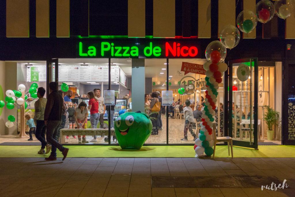 La PIzza de Nico, au nouveau Conservatoire de Mulhouse