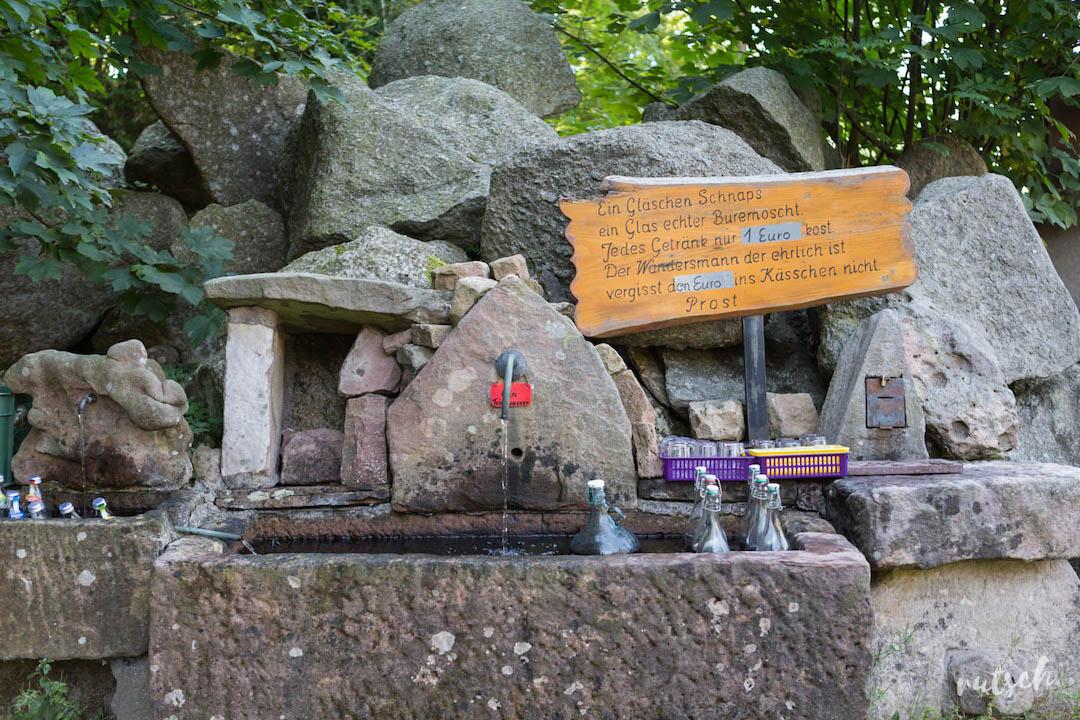 Fontaine de Schnaps