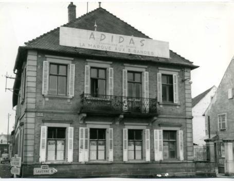 1959-1993 : 1ère usine (anciennement Levy Vogel)