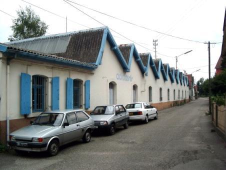 1965-1993 : 3è usine (anciennement Zimmermann)