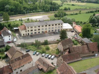 1973-1993 : 5è usine (anciennement Roth)