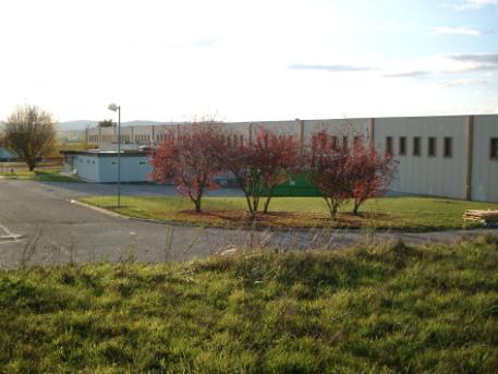 Depuis 1978 : entrepôt, toujours en activité