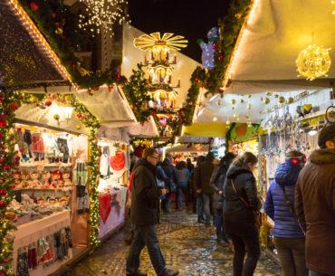 Au Marché de Noël de Bâle : du vin chaud et (beaucoup) de fromage 8