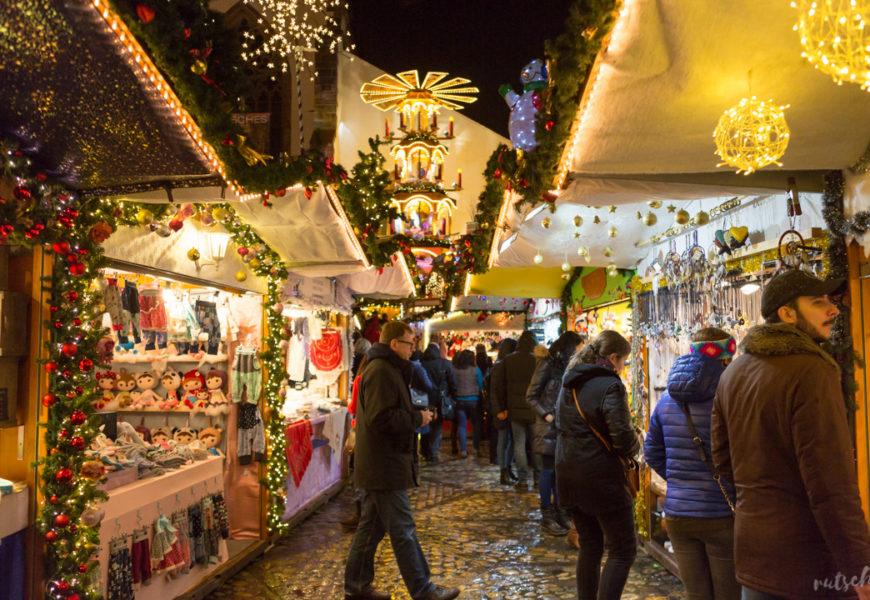 Au Marché de Noël de Bâle : du vin chaud et (beaucoup) de fromage