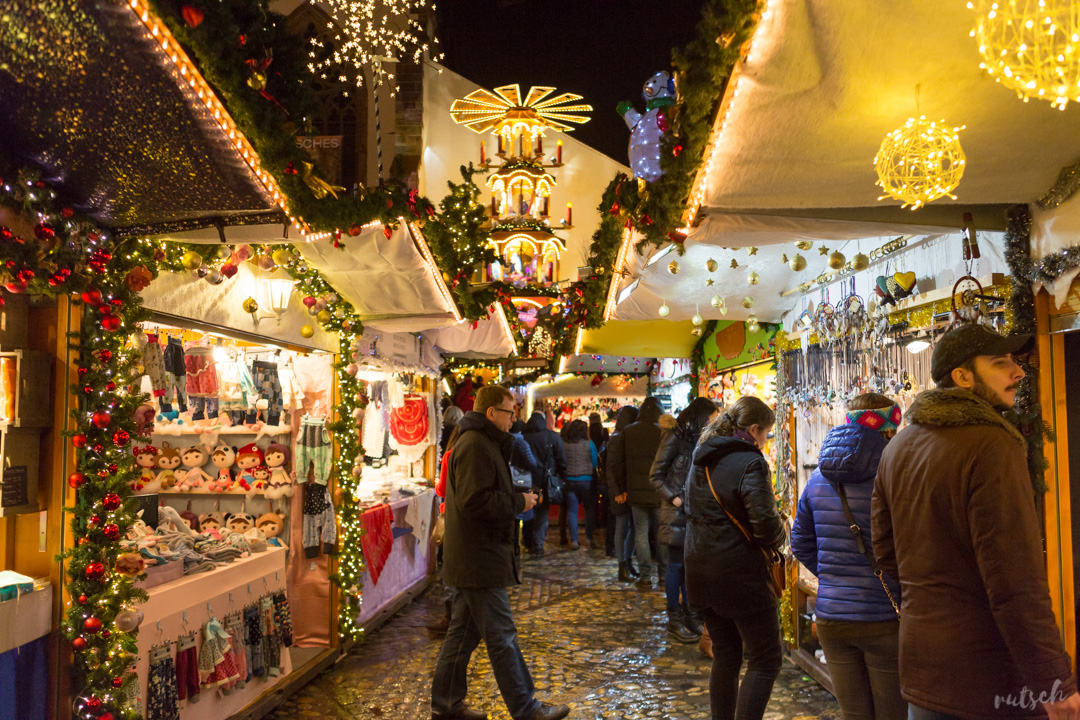 Au Marché de Noël de Bâle : du vin chaud et (beaucoup) de fromage 11