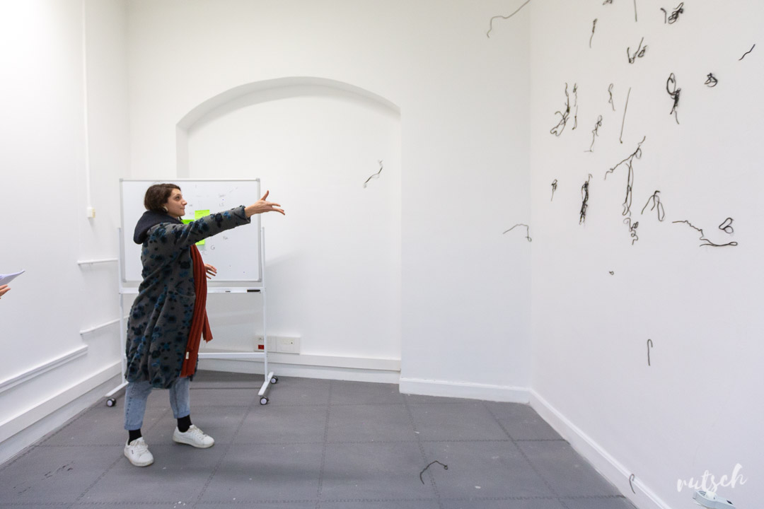 Sarah Ancelle Schönfeld - Alien Linguistic Lab