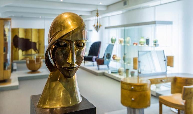 Le Museum beim Markt accueille une collection permanente dédiée au Bauhaus. © Badisches Landesmuseum