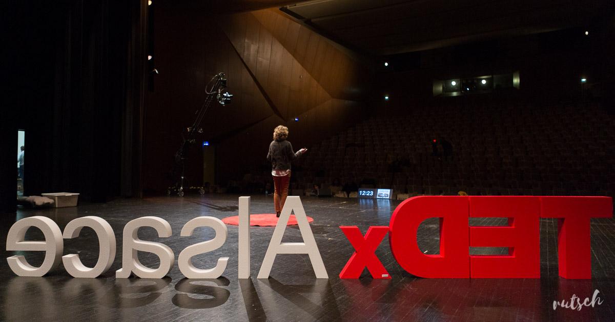 TEDxAlsace 2019, l'envers du décors © Greg Matter