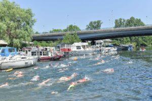 Baignade en eaux-vives à Strasbourg