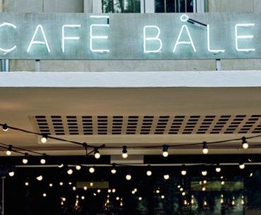 Café Bâle à Strasbourg