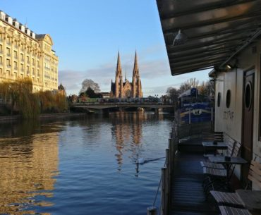 En mai, il sera possible de se baigner dans l'Ill à Strasbourg ! 17