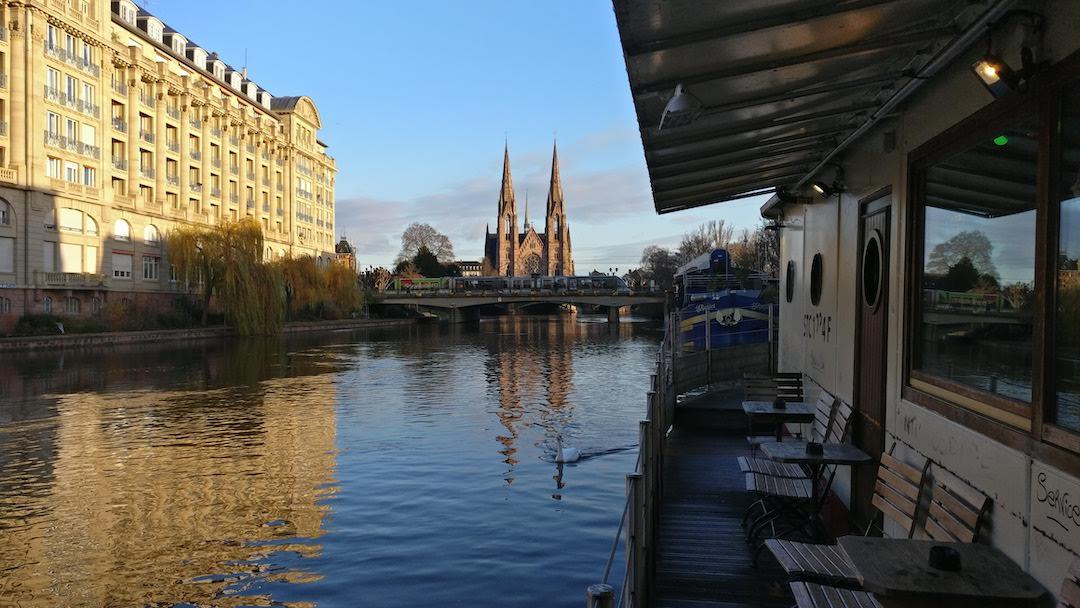 En mai, il sera possible de se baigner dans l'Ill à Strasbourg ! 12