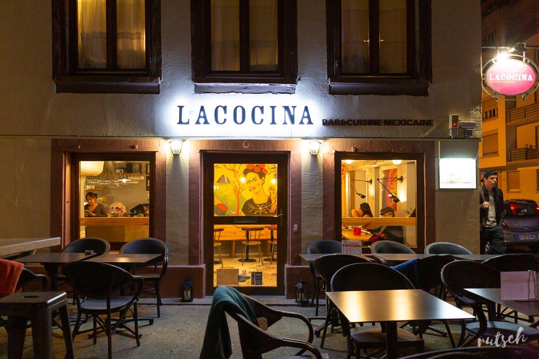 Lacocina Strasbourg Austerlitz, extérieur