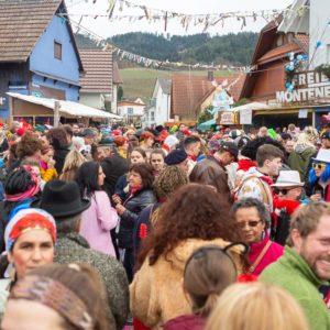 Le Carnaval d'Ortenberg – Käfersberg rime avec Fête du Vin !