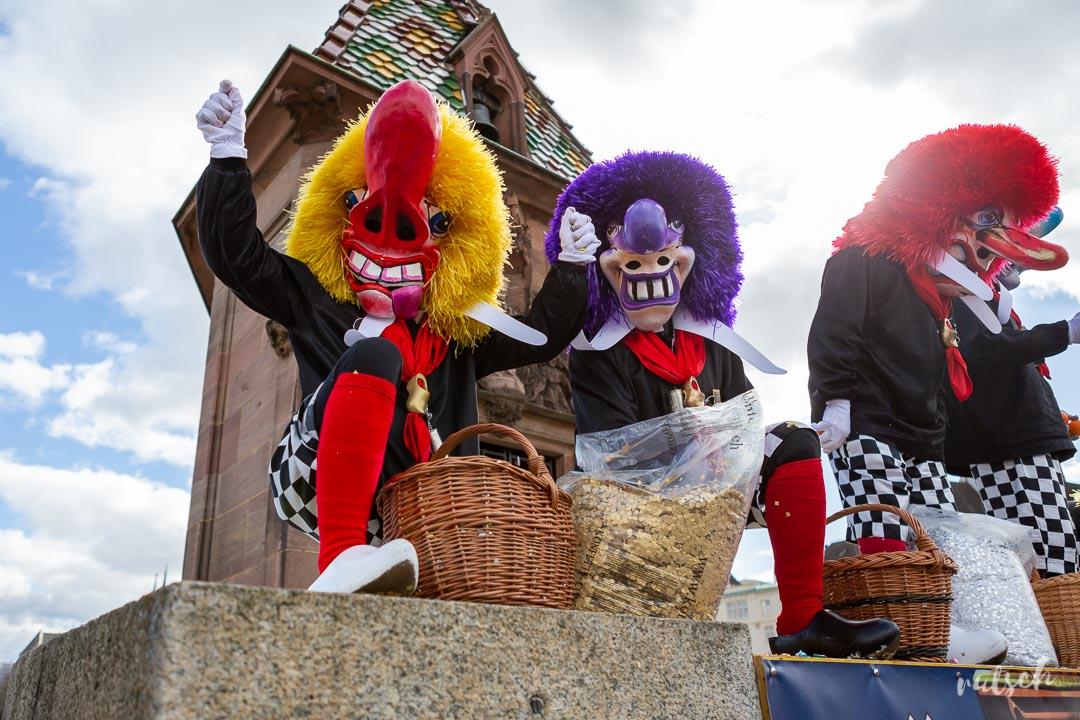 Waggis du Carnaval de Bâle