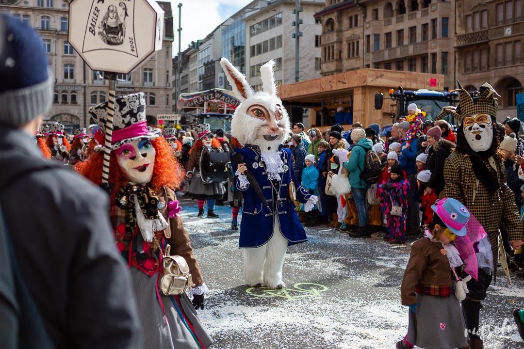 Carnaval de Bâle : nuit blanche pour le Morgenstreich 16