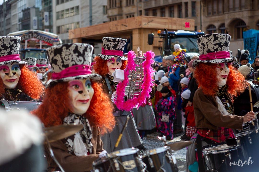 Carnaval de Bâle : nuit blanche pour le Morgenstreich 10