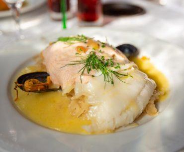 Choucroute aux 3 poissons Maison Kammerzell