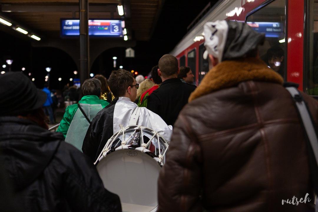 Carnaval de Bâle : nuit blanche pour le Morgenstreich 12