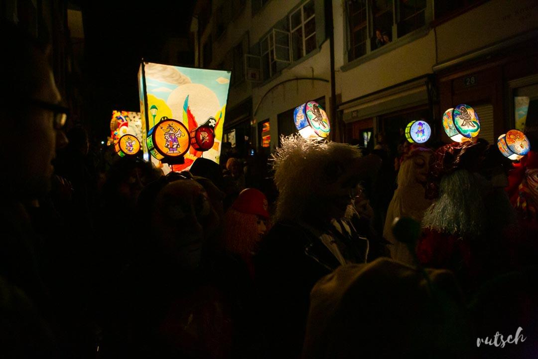 Carnaval de Bâle : nuit blanche pour le Morgenstreich 13