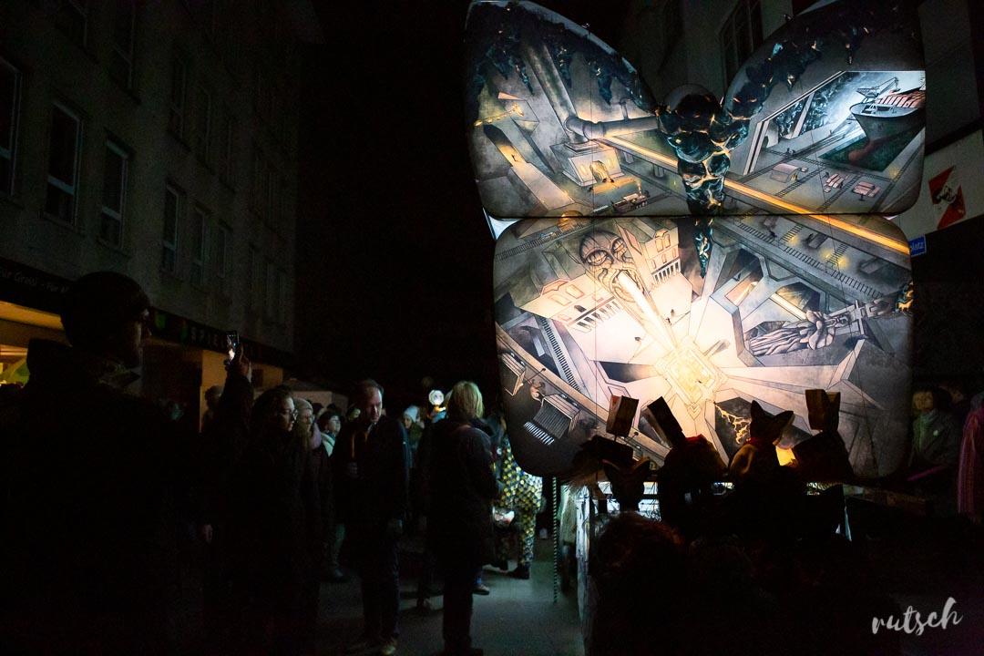 Carnaval de Bâle : nuit blanche pour le Morgenstreich 15