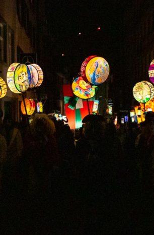 Carnaval de Bâle : nuit blanche pour le Morgenstreich