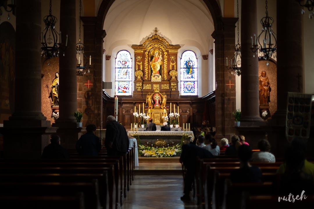 Chapelle Mont Sainte-Odile