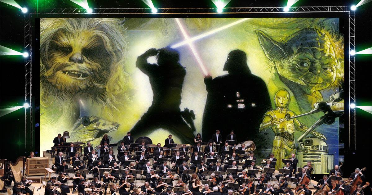 Star Wars concert - Le retour du Jedi