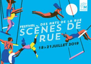 Scènes de rue Mulhouse