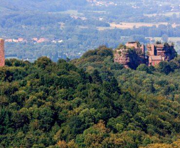 Randonner sans voiture : les 5 châteaux de Saverne 12