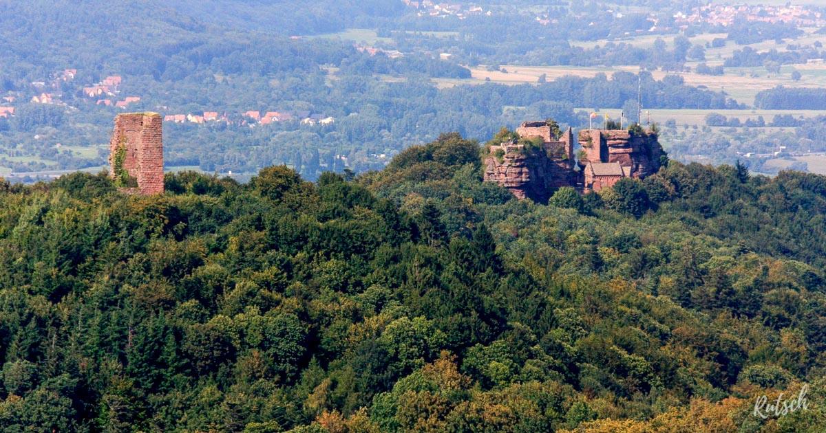 Randonner sans voiture : les 5 châteaux de Saverne 10