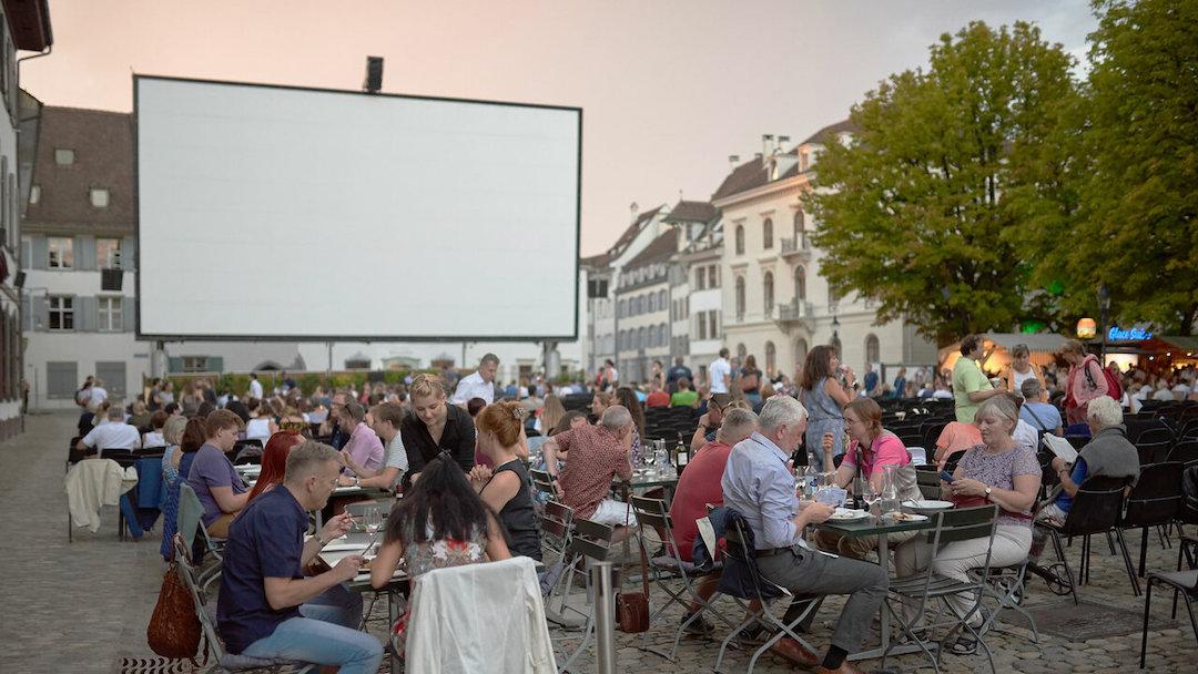Cinema Bale - restaurant Zum Isaak