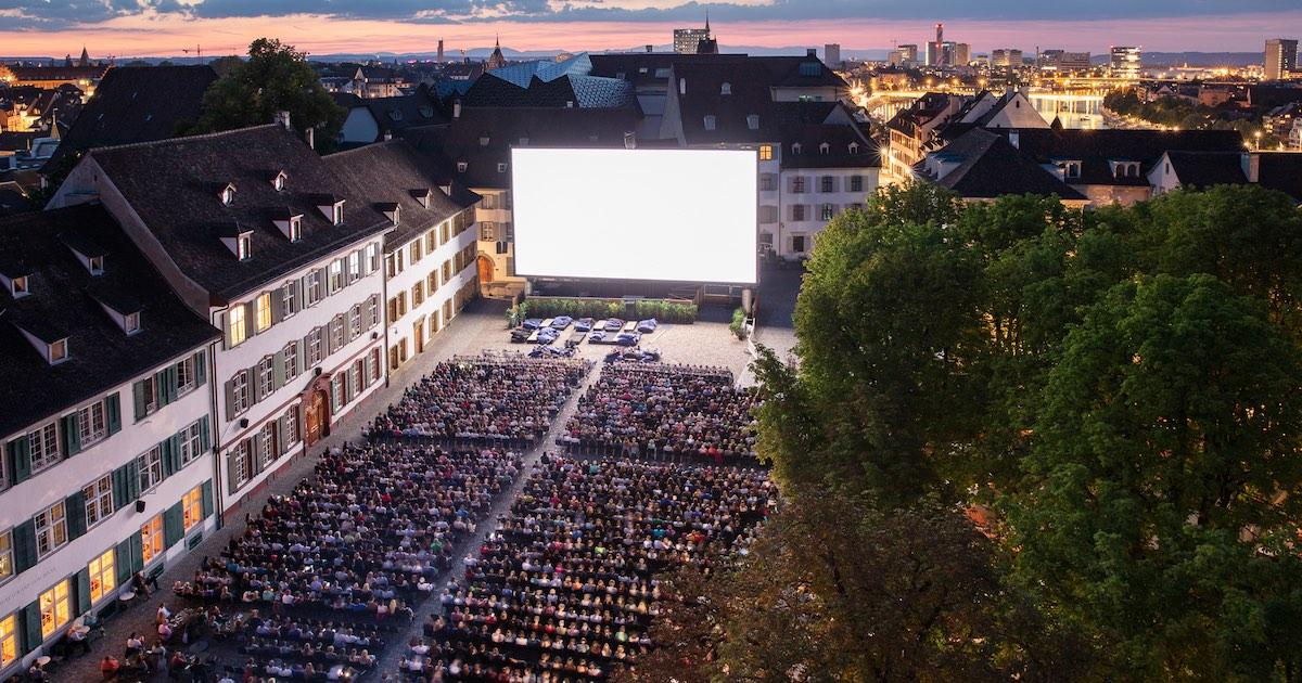 Le Grand Cinéma en plein air est de retour à Bâle ! 6