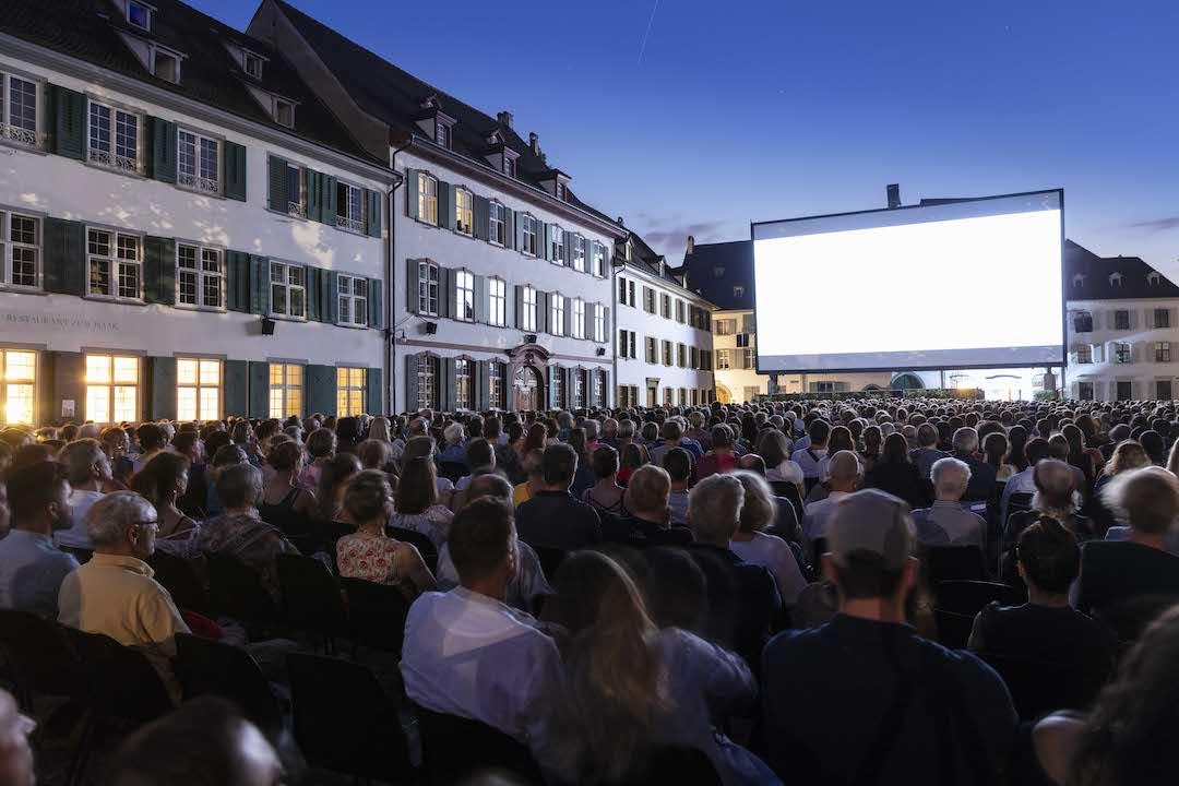 Cinema plein air Bale - Dominik Baur