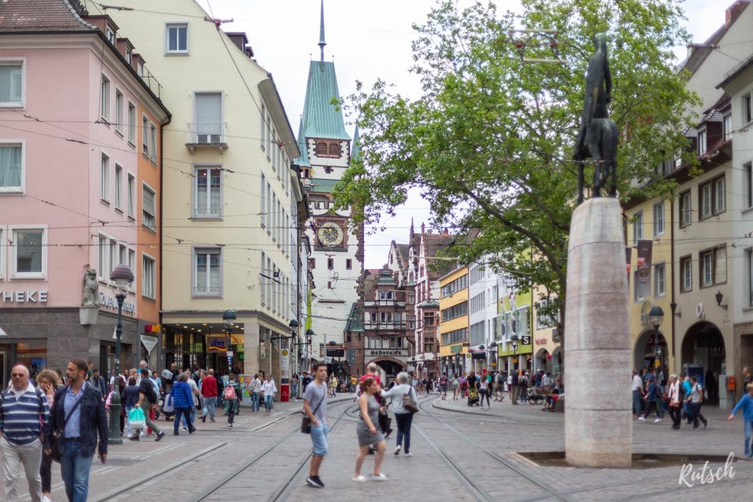 Bertoldsbrunnen Freiburg