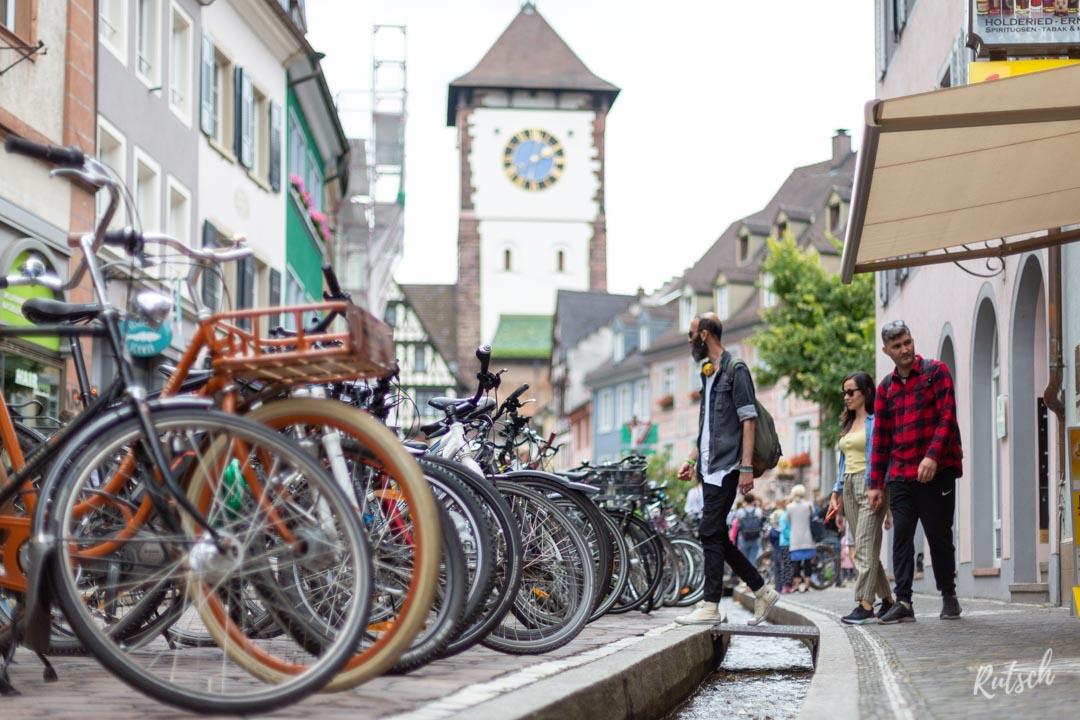 Centre historique de Freiburg