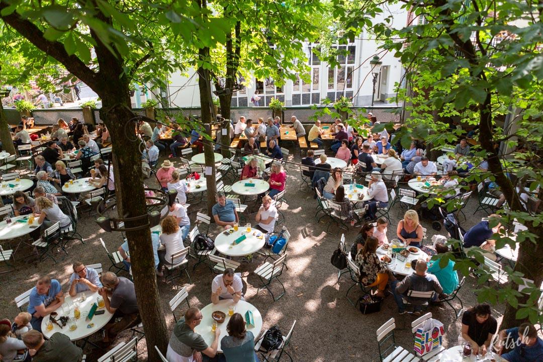 Biergarten Feierling, Freiburg