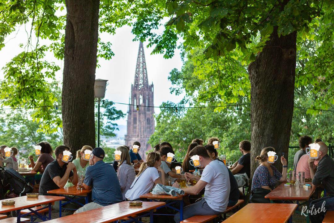 Kastaniengarten, Freiburg