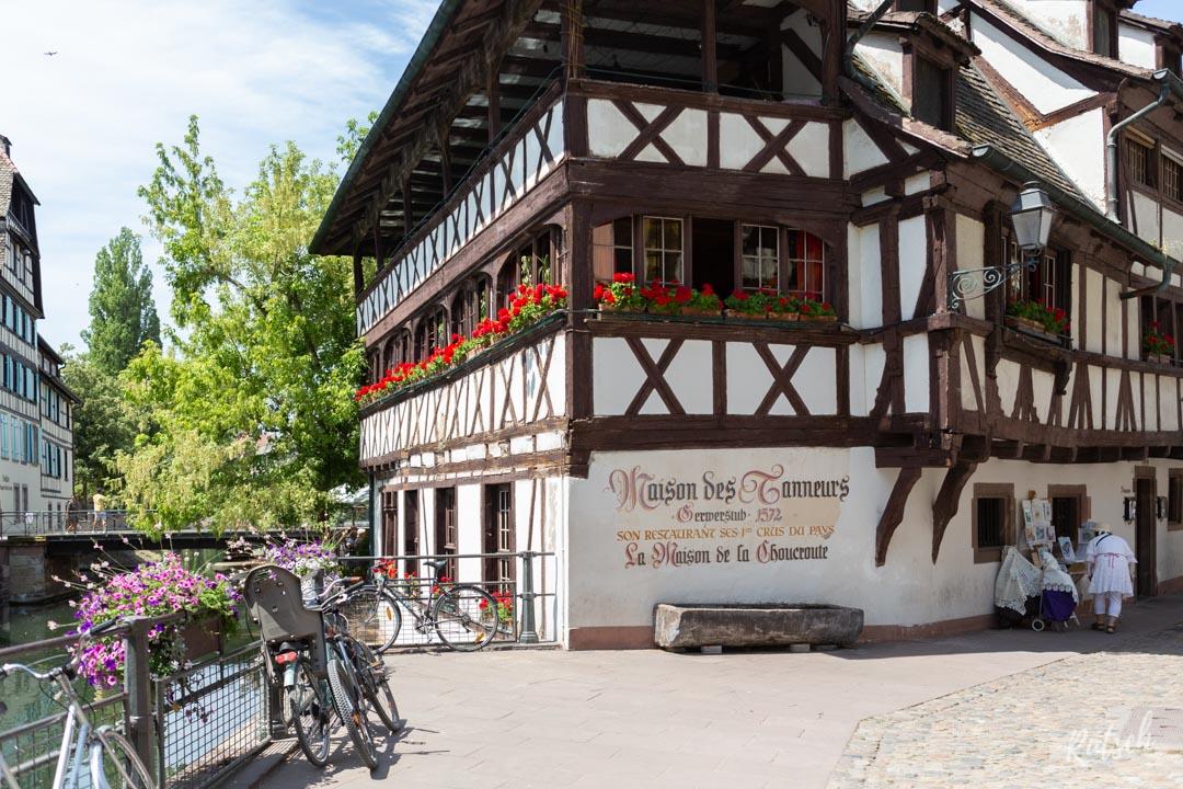 La Maison des Tanneurs Strasbourg