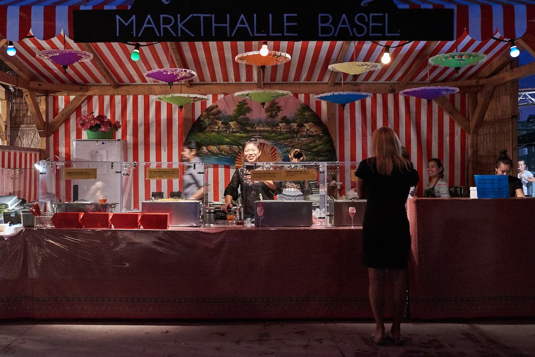 Markthalle Basel - Niels Franke