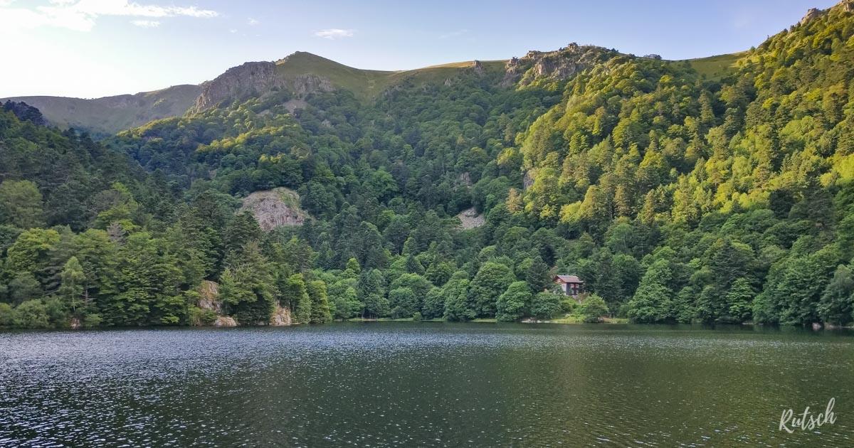 Rando GR5 - Lac du Schiessrothried